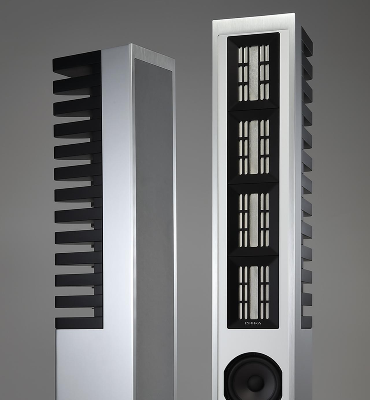 """画像: ピエガの最上級クラス・マスターラインシリーズに""""Master Line Source 3""""が登場 - Stereo Sound ONLINE"""