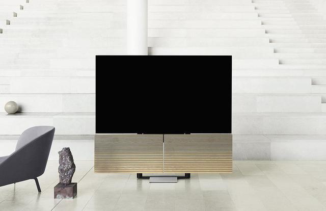 画像: 究極のシネマ体験のために。Bang&Olufsenが、77インチ4K有機ELテレビの「Beovision Harmony」と、初のサウンドバー「Beosound Stage」を発表 - Stereo Sound ONLINE