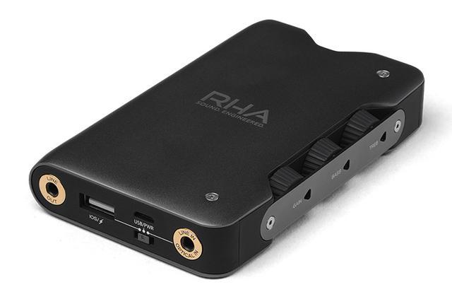 画像: 英RHAのヘッドホンアンプとイヤホン2モデルはハイレゾ対応。10月発売の前にIFAで先行出展予定 | Stereo Sound ONLINE