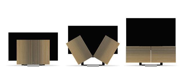 画像: Bang&Olufsen、有機ELディスプレイ+オーディオシステム「Beovision Harmony」に65インチモデルを追加。11月27日より発売