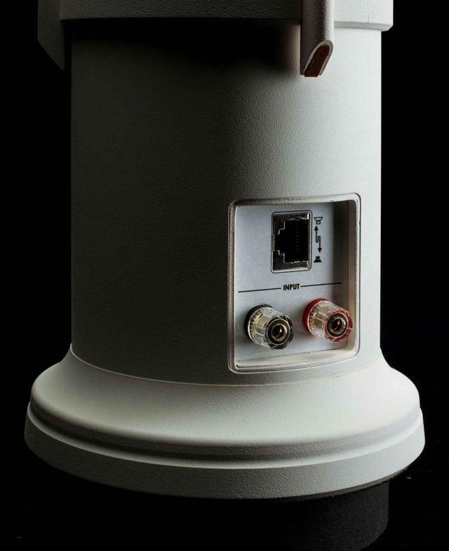 画像: TS-A200sの端子部