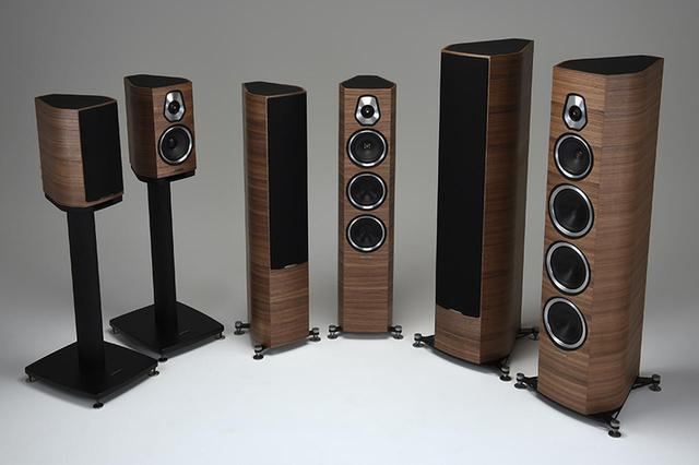 """画像: ソナス・ファベールから、新スピーカー""""Sonetto""""が登場 - Stereo Sound ONLINE"""