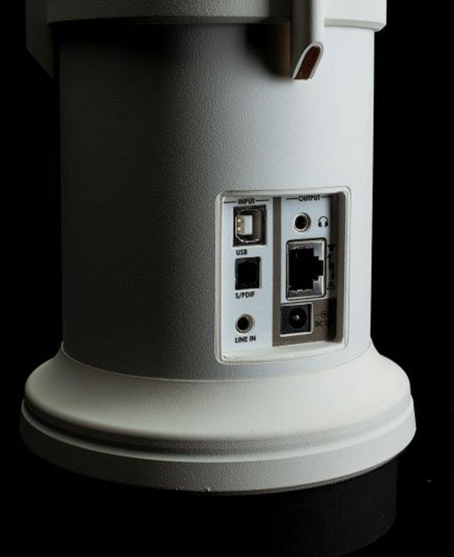 画像: TS-A200aの端子部
