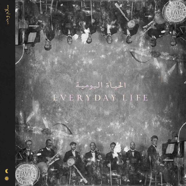 画像: Everyday Life / Coldplay