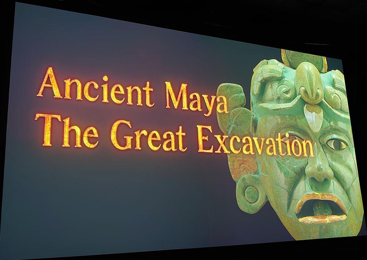 画像: 直接8K編集の『古代マヤ大発掘』。編集期間はわずか3ヵ月