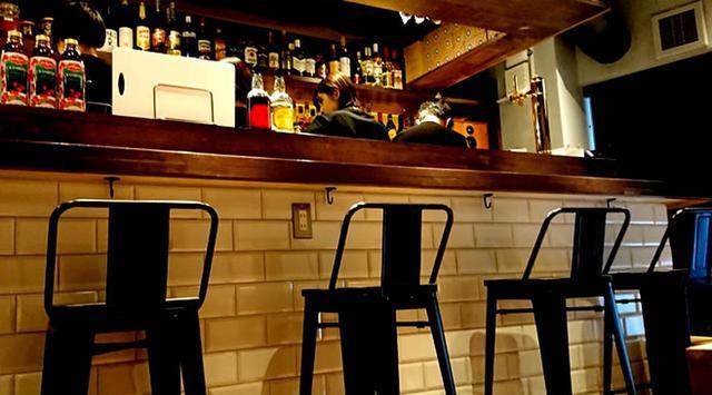 画像: du cafe新宿店内