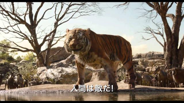 画像: 映画『ジャングル・ブック』予告編 www.youtube.com