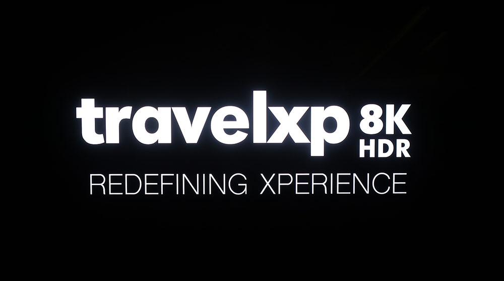 画像: 記憶色で旅に誘うトラベルXPの8K映像
