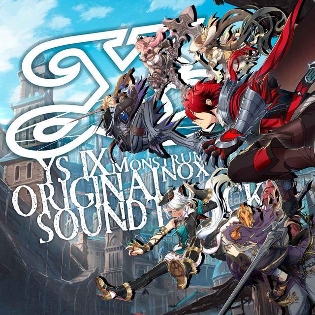 画像: イースIX -Monstrum NOX- オリジナルサウンドトラック / Falcom Sound Team jdk
