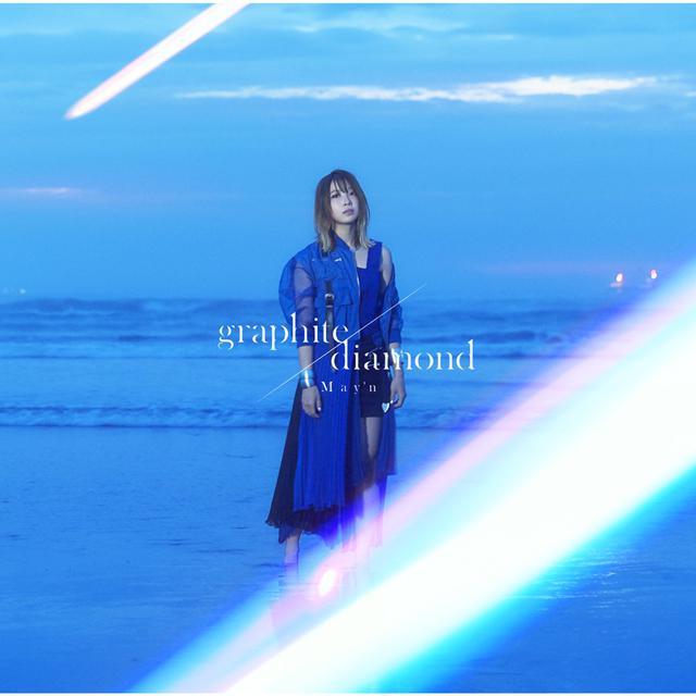 画像: graphite/diamond / May'n