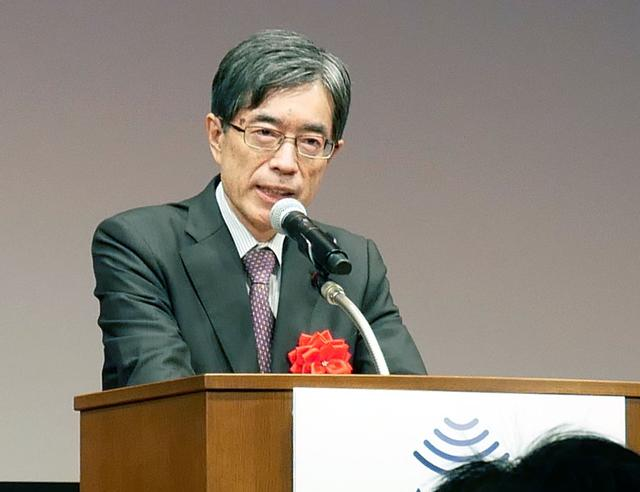 画像: 総務副大臣 寺田稔氏