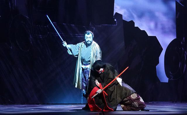 画像5: 『スター・ウォーズ/スカイウォーカーの夜明け』公開を記念して、『スター・ウォーズ歌舞伎』が一日限りの上演。SF映画と歌舞伎の見事な融合を果たしていた