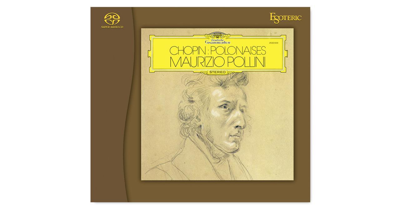画像: Chopin Polonaises   製品トップ   エソテリック:日本のハイエンドオーディオメーカー   ESOTERIC