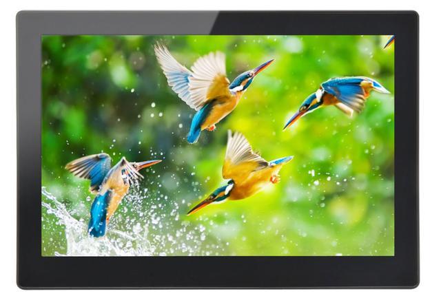 画像: センチュリー、10点マルチタッチ対応の小型液晶モニター「10.1インチHDMIモニター plus one Touch LCD-10000HT2」を発売。HDMI端子はHDCPに対応