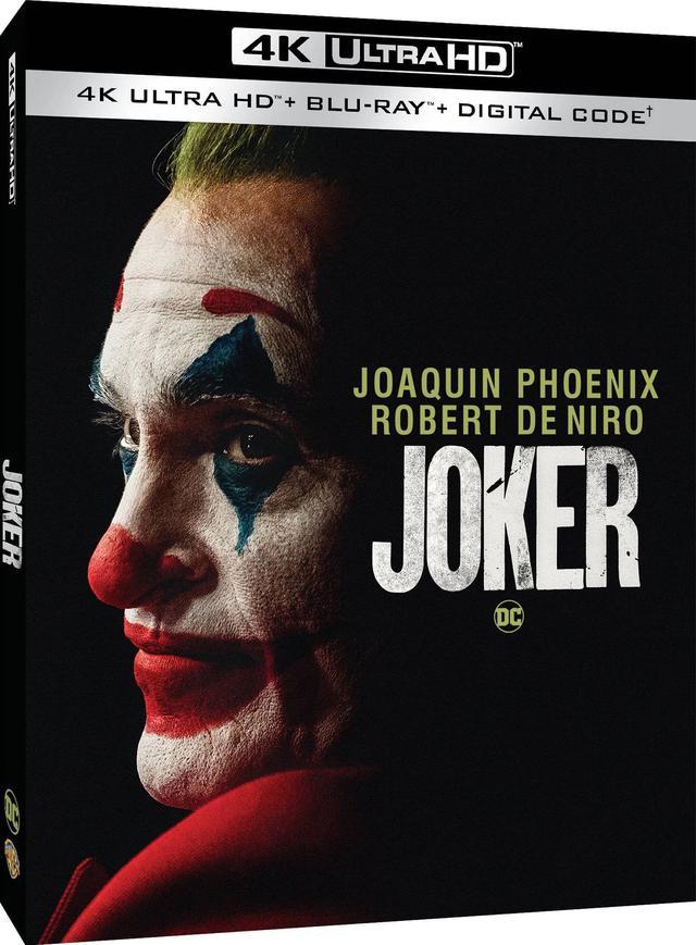 画像: DCコミックス最凶の悪役誕生『ジョーカー』【海外盤Blu-ray発売情報】