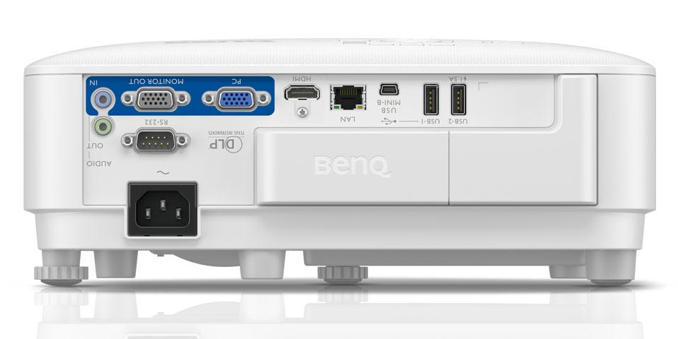 画像: BenQからは、今回取材したEW800STと同時にスマートプロジェクターが2モデル発売されている。本文にもある通りEH600は2K解像度、EW600はワイドXGA解像度のDLPプロジェクターで、輝度やコントラスト比に若干の違いはあるが、スマートプロジェクターとしての機能は共通だ。