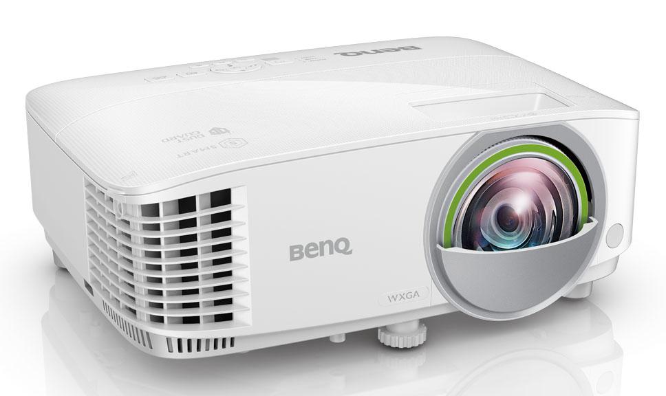 """画像2: BenQの""""スマートプロジェクター""""が3モデル登場。PC & ドライバーレスで会議やプレゼンを大きく効率化する。これが、プロジェクターの未来のカタチだ"""