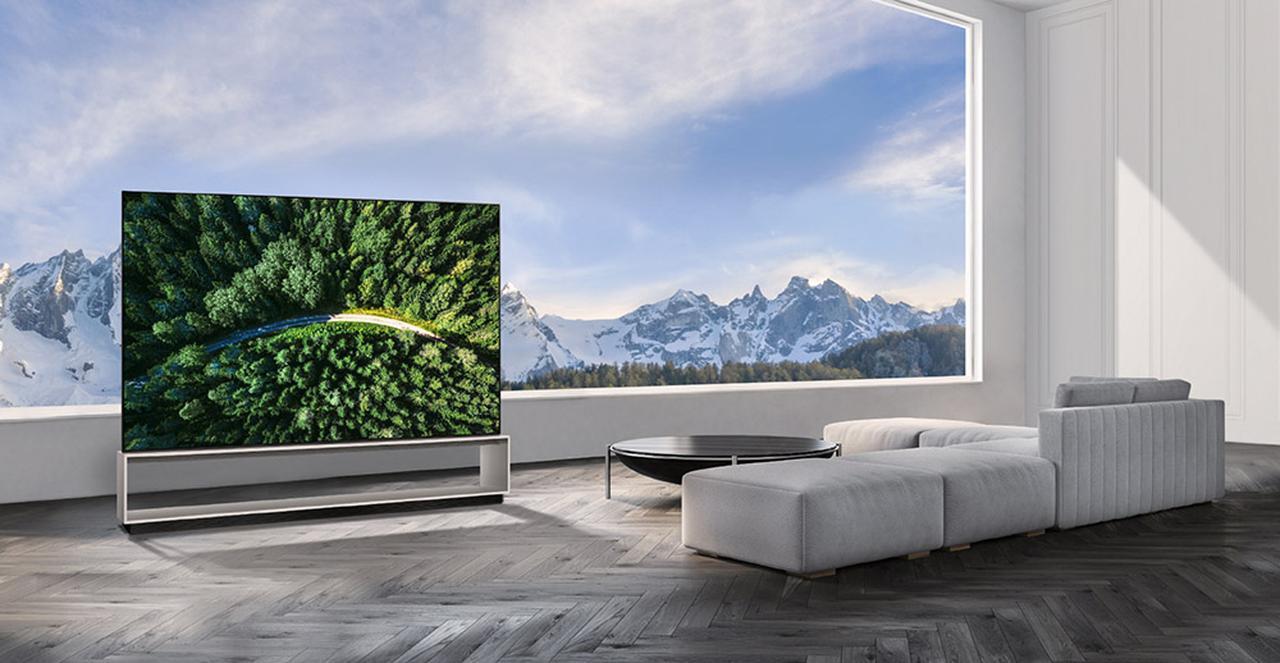 画像: LGが、世界初の8K対応有機ELテレビ「OLED 88Z9PJA」を発表! 本日から、市場想定価格¥3,300,000前後で受注を開始する。納期は3ヵ月前後の見込み - Stereo Sound ONLINE
