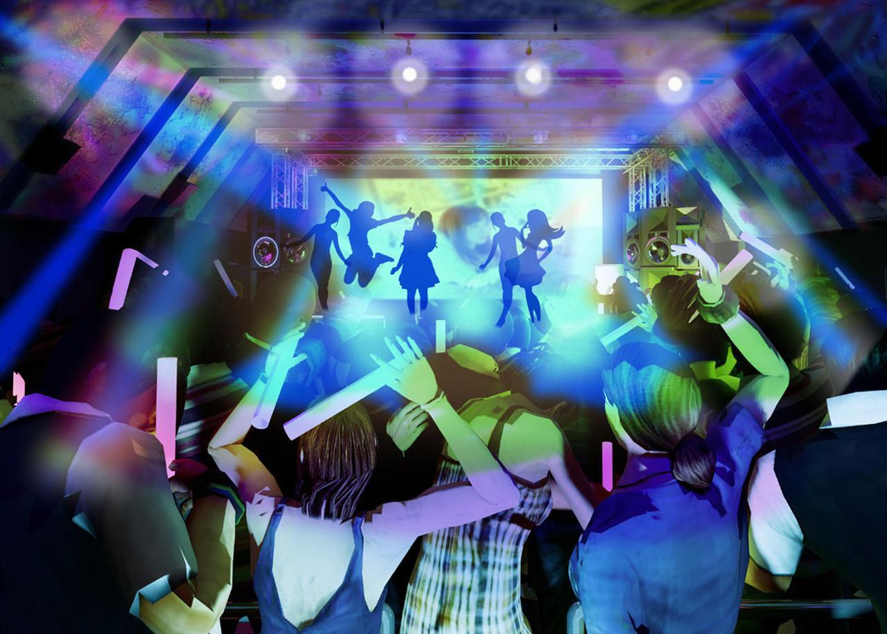 画像: 「Club Mixa」イメージ