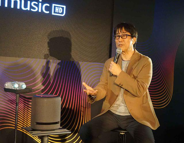 画像: ハイレゾやイマーシブによる音楽再生にも理解を見せた松任谷正隆さん