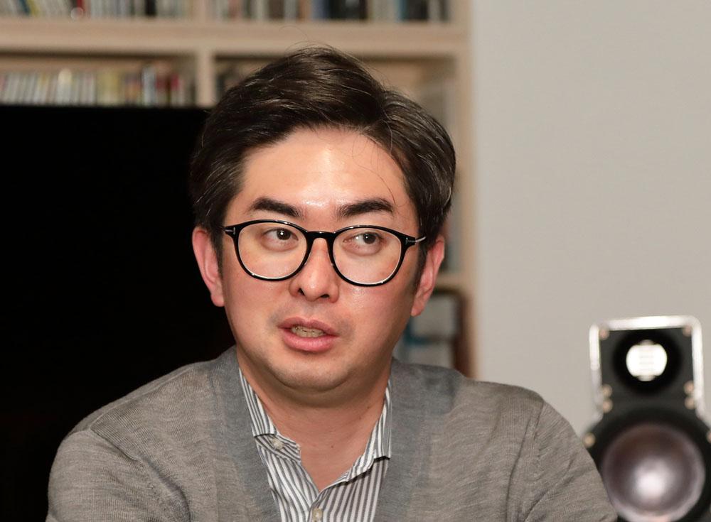 画像: (株)JVCケンウッド メディア事業部 ソリューションビジネスユニット プロジェクト・マネジメント部 プロジェクト2G(プロジェクター商品開発担当)の那須洋人さん
