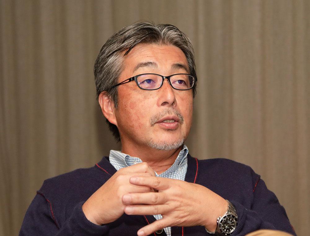 画像: DLA-V9Rを導入した結果、プロジェクターによるHDRコンテンツの満足度が格段にアップしたと話す山本さん
