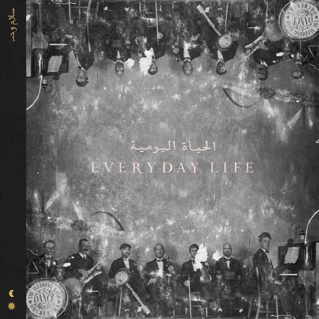 画像: Everyday Life / Coldplay
