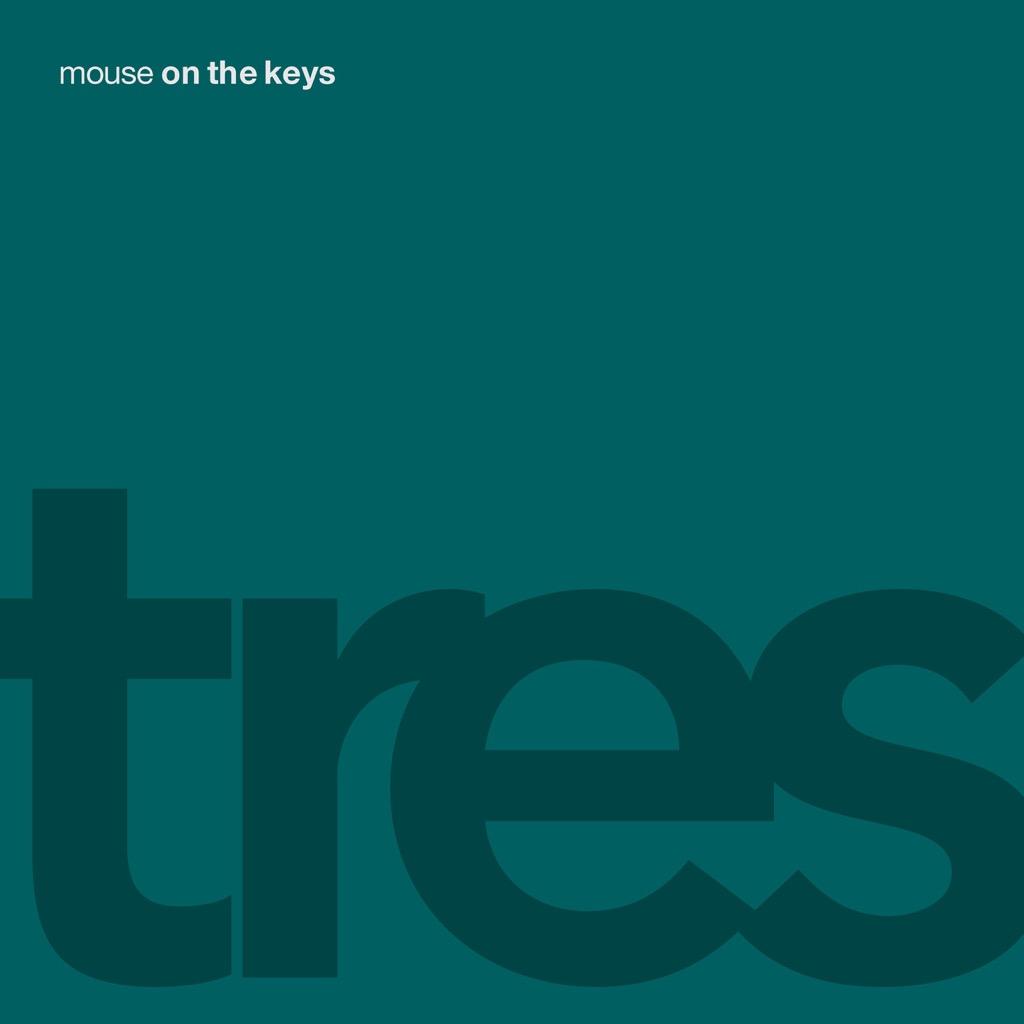 画像: tres / mouse on the keys