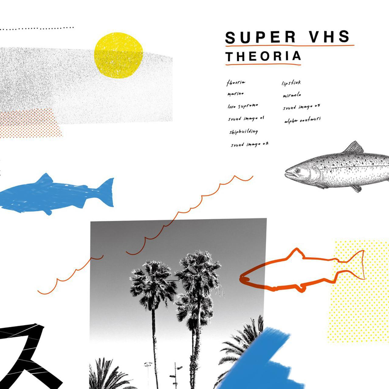 画像: Theoria / Super VHS