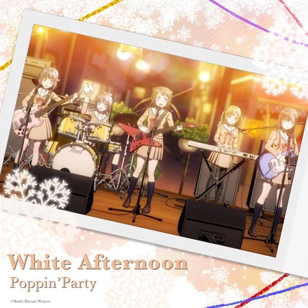 画像: White Afternoon/Poppin'Party