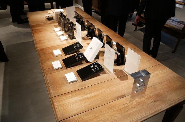 画像: ▲入ってすぐには、finalブランドのBシリーズ、Eシリーズや、自分だけの音が作れるMAKEシリーズの製品も展示