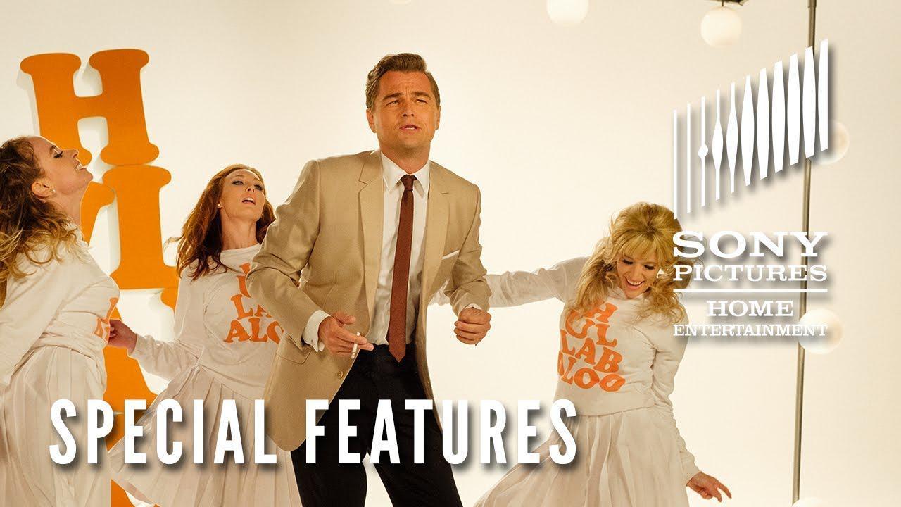 画像: ONCE UPON A TIME IN HOLLYWOOD - Special Features Clip: Hullabaloo www.youtube.com