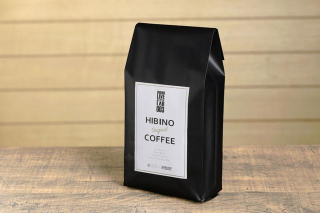 画像: 「ヒビノ×EBONY COFFEE ヒビノ オリジナル・コーヒー」