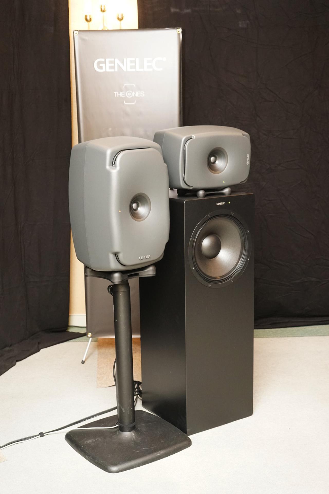 画像2: コンテンツの持つ音の情報を正しく、虚飾なしに作品性をストレートに伝える。音楽はもちろん、映画でも輝くのがGENELEC 【イマーシブ再生 第③回】