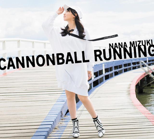 画像: CANNONBALL RUNNING / 水樹奈々