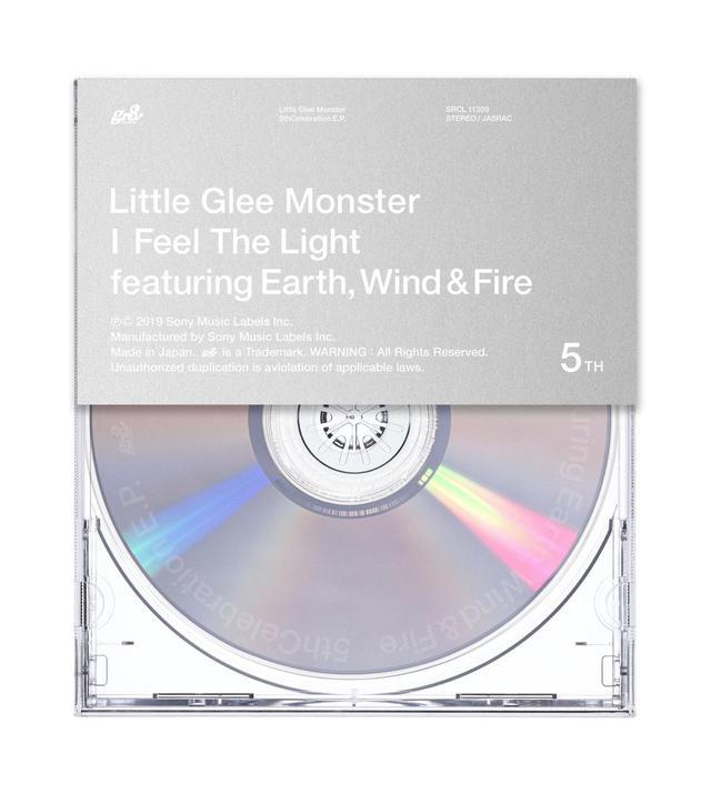 画像: I Feel The Light / Little Glee Monster