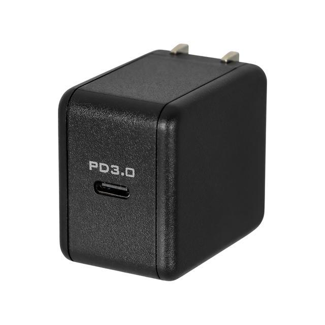 画像: PowerDelivery対応 USB Type-C 1ポート AC充電器 PD3.0 最大出力18W OWL-ACPD1C18シリーズ