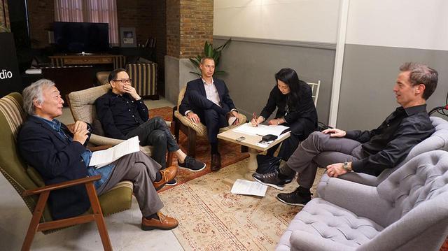 画像: 12月に開催された「Echo Studio」の発表会前の貴重な時間をいただいて、インタビューを実施した