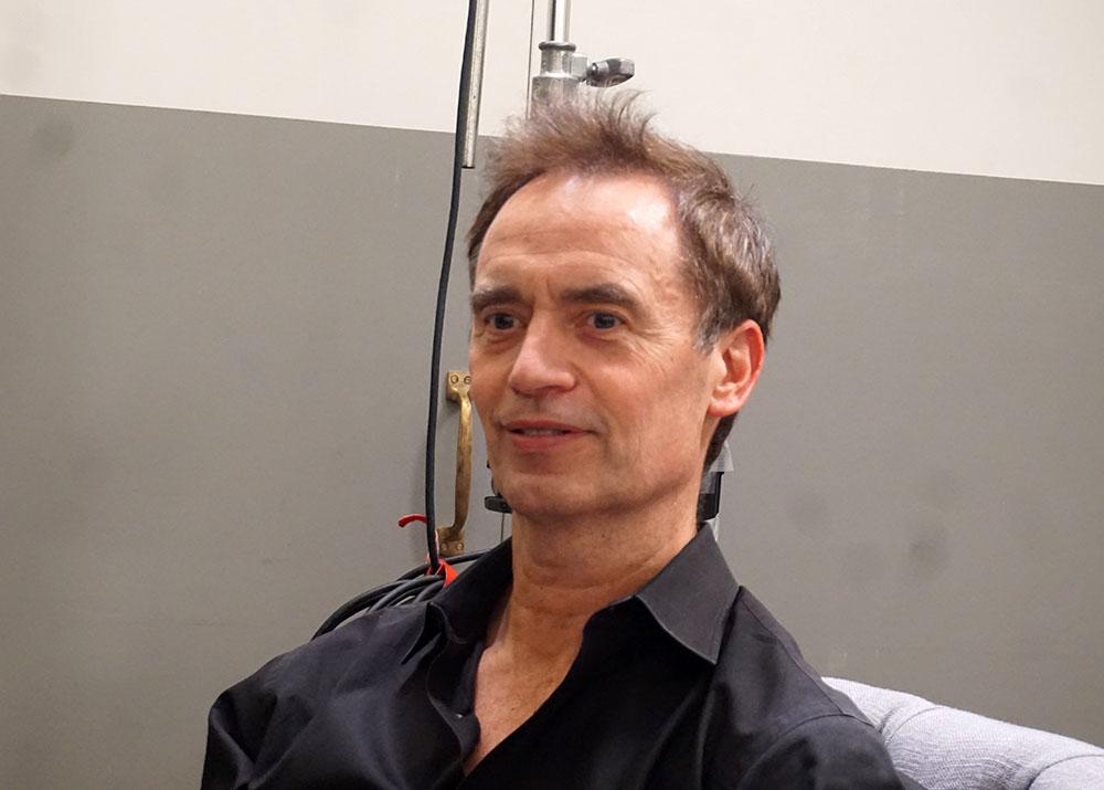 画像: Amazon.com,Inc. Amazon Music 担当 バイス・プレジデントのスティーヴ・ブーム氏