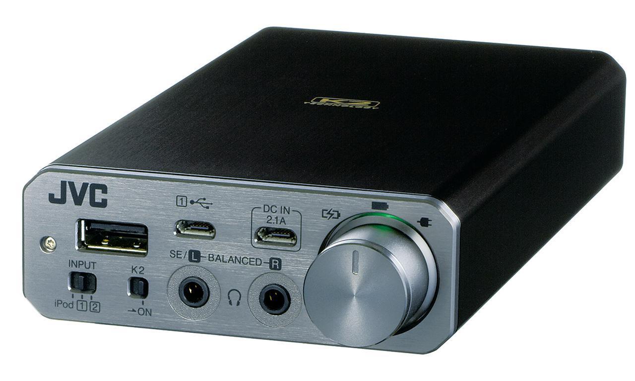 画像1: 第4位:JVC SU-AX01