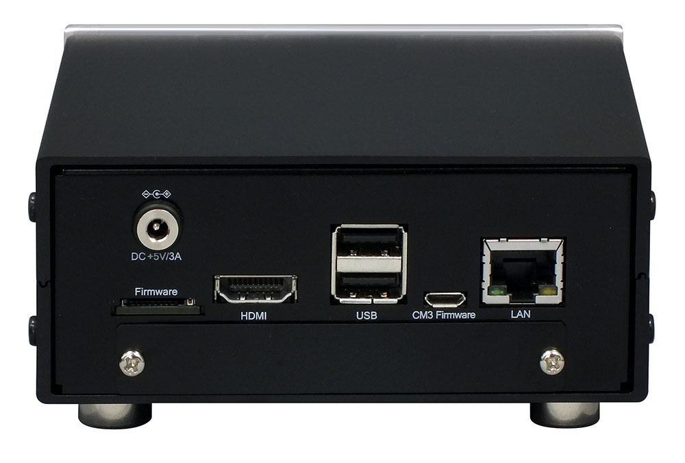 画像: ラトックが、「Raspberry Pi CM3+」を搭載し、より快適な動作を実現したネットワークオーディオトランスポート「RAL-NWT01 PLUS」を発売。定価¥39,800で発売中