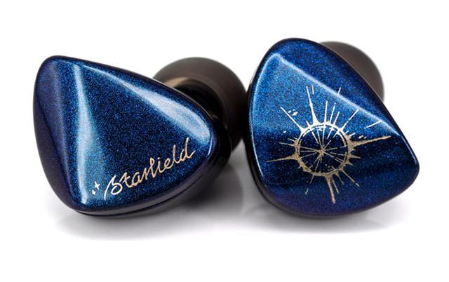 画像: 水月雨、星空をイメージした新イヤホン「Starfield」を2020年1月下旬に発売。振動板の材質にCarbon-Nano-Tubeを使い、クリアなサウンドを実現