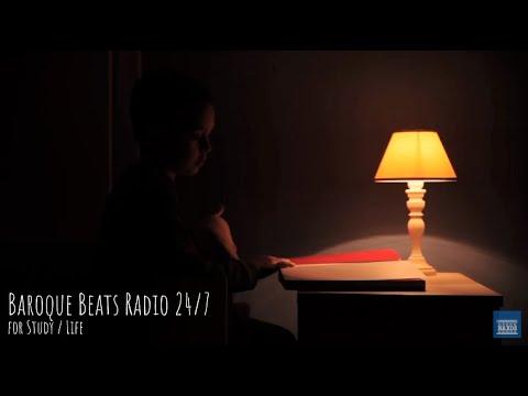画像: Baroque Beats Radio 24/7 - for study/life www.youtube.com