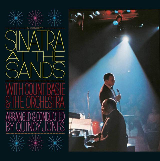 画像: フランク・シナトラ・ウィズ・カウント・ベイシー・オーケストラ『シナトラ・ライヴ・アット・ザ・サンズ』(Single Layer SACD+CD・2枚組) SSVS-011~012