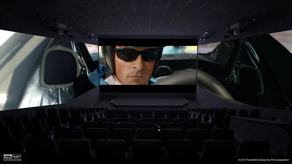 画像: ScreenXでの上映イメージ
