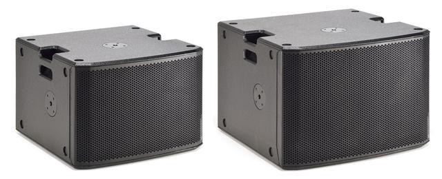 画像: dBTechnologies SUB 900シリーズ | 製品トップ | TASCAM (日本)
