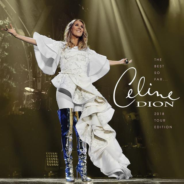 画像: The Best so Far...2018 Tour Edition/Céline Dion