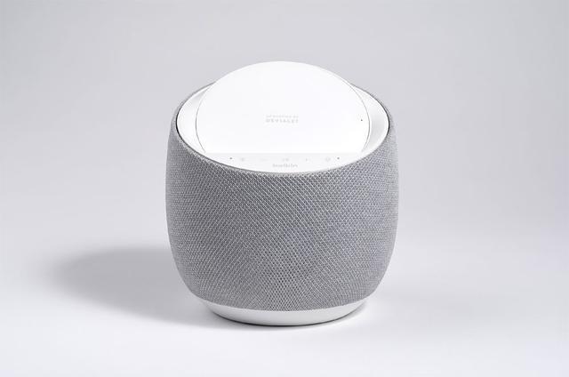 画像1: Belkin、CES2020でワイヤレス充電機能付きスマートスピーカー「SOUNDFORM ELITE Hi-Fi Smart Speaker + Wireless Charger」を発表