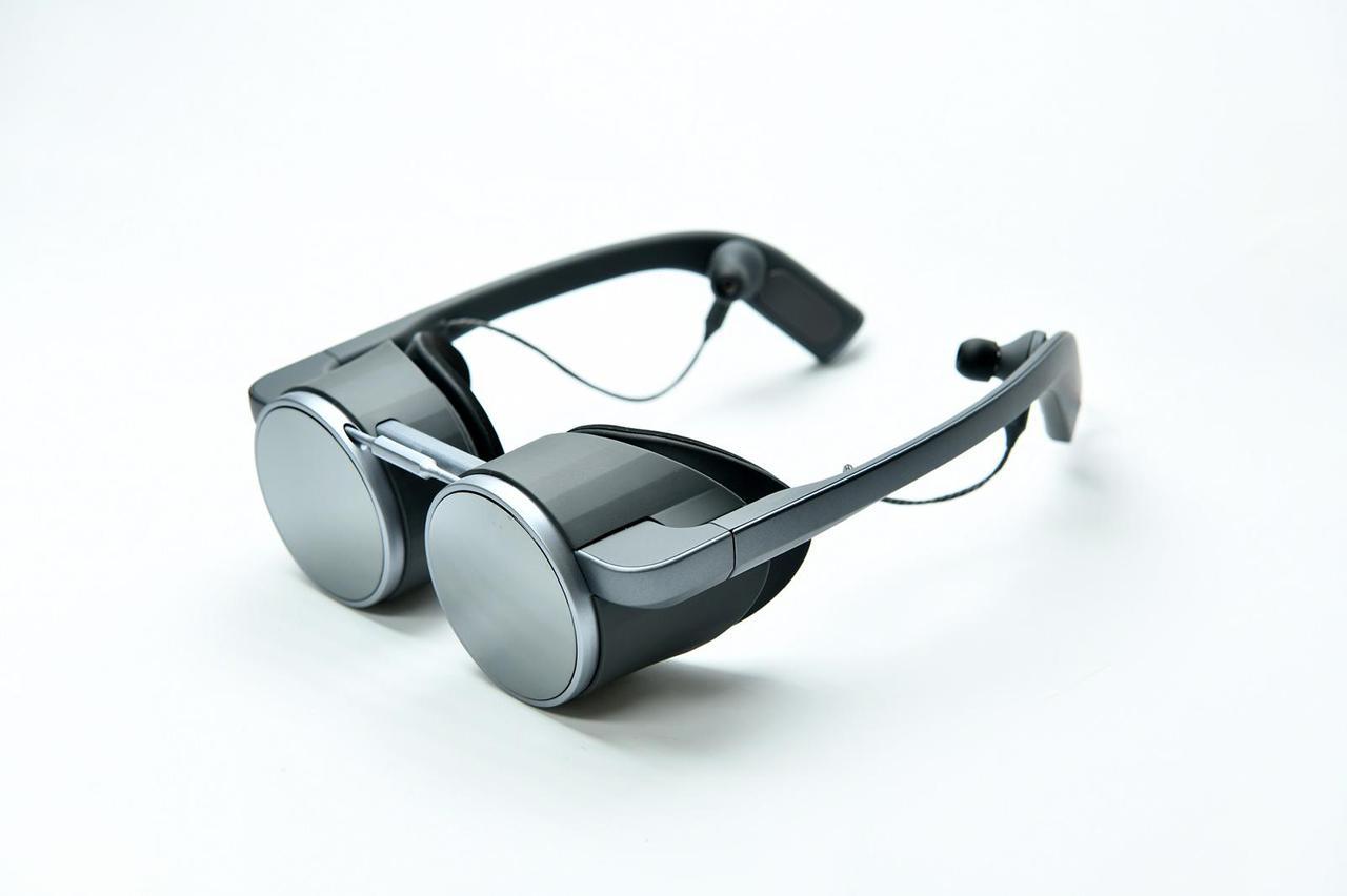 画像: 世界初HDR対応の眼鏡型VRグラスを開発 | プレスリリース | Panasonic Newsroom Japan