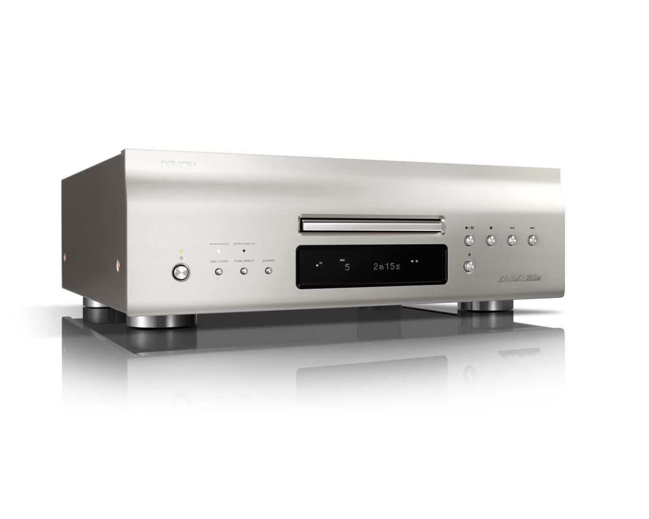 画像: Denon公式   DCD-SX1 LIMITEDの仕様・特長   スーパーオーディオCDプレーヤー